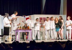 """Die Bühne spielt """"Einer flog über das Kuckucksnest"""""""